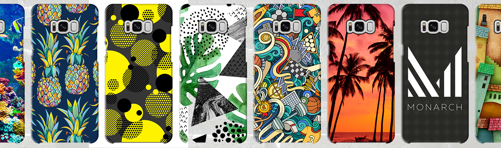 NEW ARRIVAL: GALAXY S8 CASES