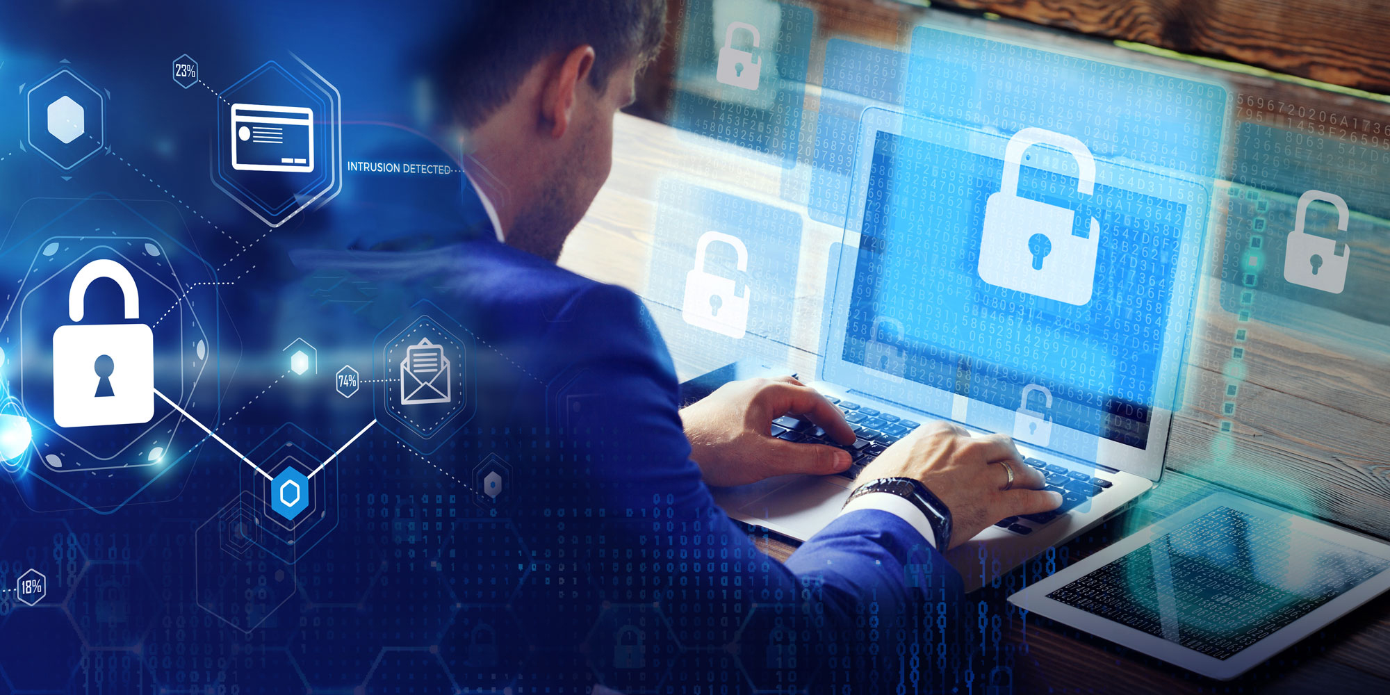 Getting Cybersmart, part 1: Top 5 cyber risks for small businesses